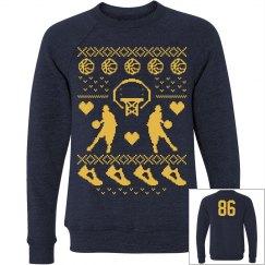 Basketball Sweater
