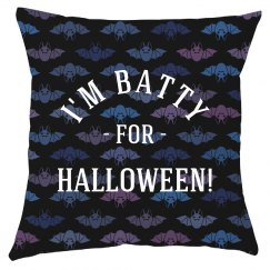 Absolutely Batty For Halloween