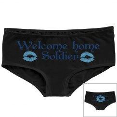 Welcome home undies