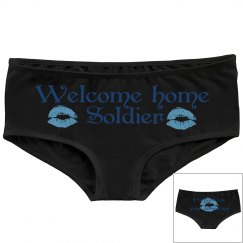 Welcome home undies