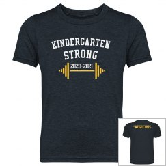 Kindergarten Strong