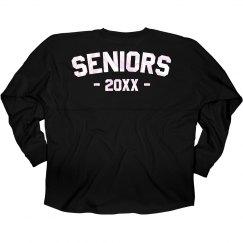 Seniors Custom Game Day Jersey