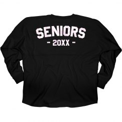 Seniors Custom Game Day Jersey
