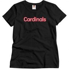 Basic Cardinals tee