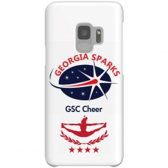 GSC Cheer Galaxy S9 Snap Case