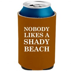 Nobody Likes A Shady Beach