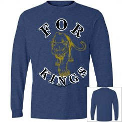 Kings Long Sleeve Tee