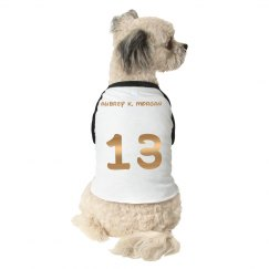 Aubrey K. Morgan Dog Jacket