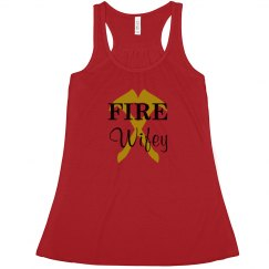 Fire Wife Tank Top