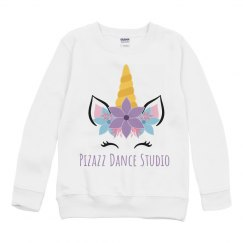 youth sweatshirt unicorn