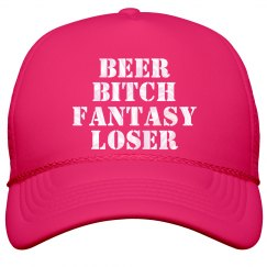 Official Beer Bitch Fantasy Loser