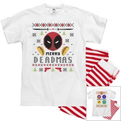 Deadmas PJ set