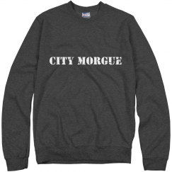 City Morgue Sweatshirt