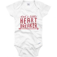 Dad's Little Heart Breaker