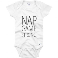 Got Strong Napping Game