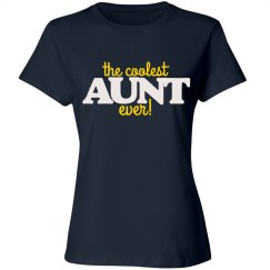 The coolest Aunt ever
