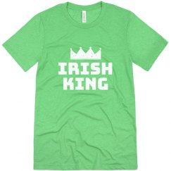Matching Irish King Guy