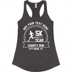 Custom 5K Charity Run No Minimums