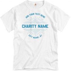 Custom Charity Group Tee