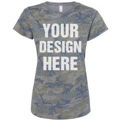 Army Camo Custom Design