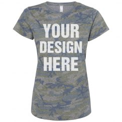 Army Camo Custom Design