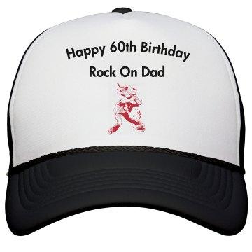 60th birthday dad