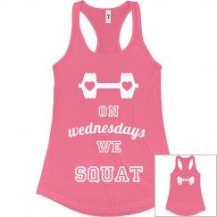 Squat Wednesdays