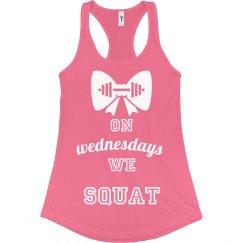 Squat day