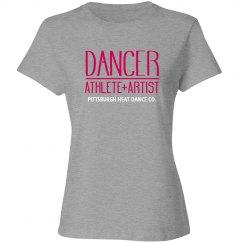 Dancer Athlete Artist | T-shirt | Customizable