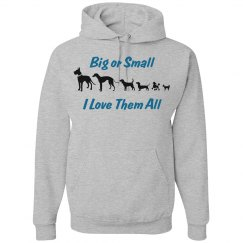 Love Them All Sweatshirt