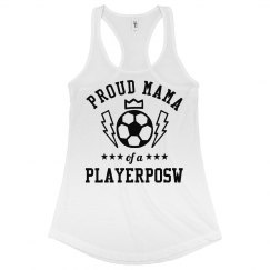Proud Soccer Mama Of Playerposw