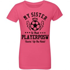 Soccer Sister Is The Playerposw