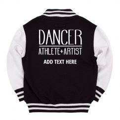 Custom Kids Dancer Athlete Artist