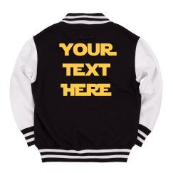 Custom Kids Jedi Text