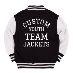 Custom Jackets For Youth Teams