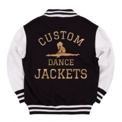 Metallic Custom Dance Jacket