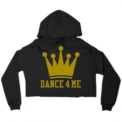D4M Fall 2020 Cropped Hoodie