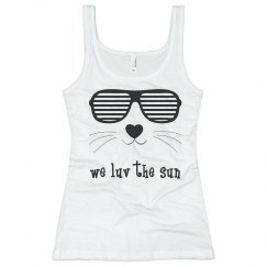we love the sun