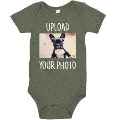 Custom Baby Upload Your Photo