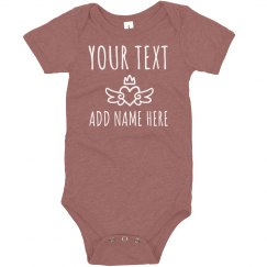 Custom Baby Name Princess Crown