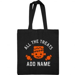 All The Treats Candy Bag