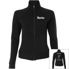 Slim fit performance jacket