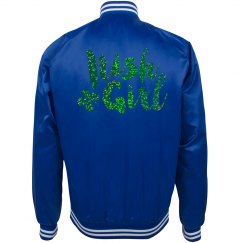 Glitter Irish Girl Jacket