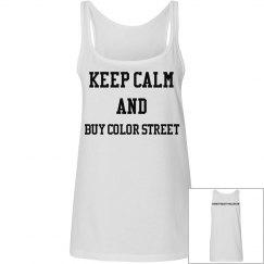 Keep Calm Tank