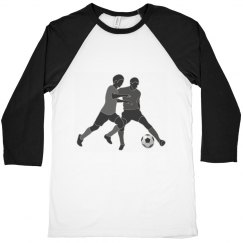 Grey Scale Soccer