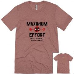 Maximum Effort Dead P...