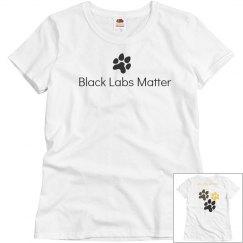 Black/All Labs Matter