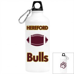 Hereford water bottle