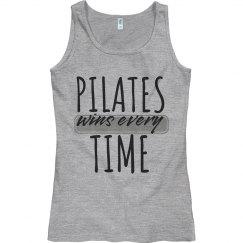 Pilates Workout Shirt