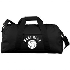 Volleyball Custom Name